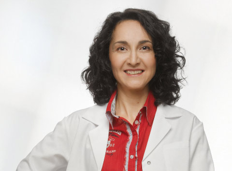 Dr. med. Georgina Montiel Experte bei eBalance