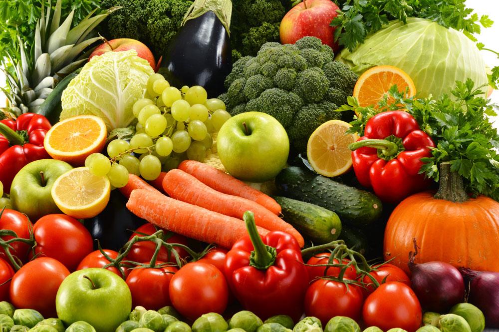 Lebensmittelpyramide: Früchte und Gemüse eBalance Blog