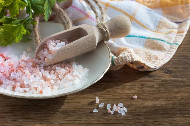 Salz - die Dosis macht's eBalance Blog